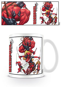 Taza  Deadpool - Family