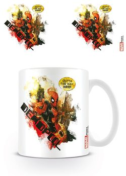 Taza  Deadpool - Nerd