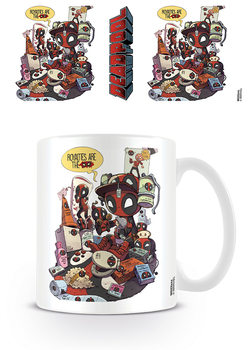 Taza  Deadpool - Royalties