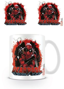 Taza  Deadpool - Smoking Gun
