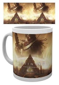 Taza  Destiny 2 - Curse Of Osiris