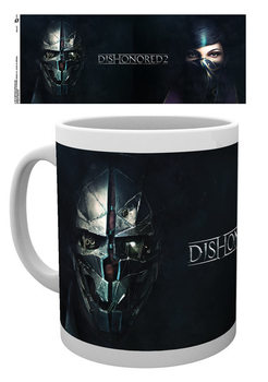 Taza  DISHONORED 2 - Faces