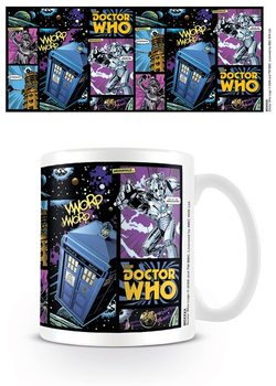 Taza  Doctor Who - Comic Strip