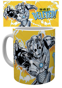 Taza Doctor Who - Cybermen