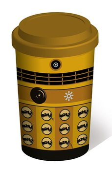 Taza Doctor Who - Dalek Travel Mug