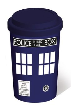 Taza  Doctor Who - Tardis Travel Mug
