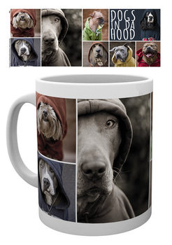 Taza Dogs In Da Hood - Dogs