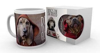 Taza Dogs In Da Hood - Wrap