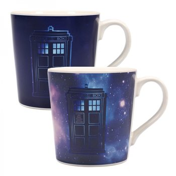 Taza  Dr Who - Galaxy
