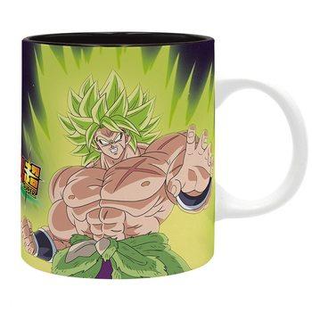 Taza Dragon Ball - Broly Goku Vegeta