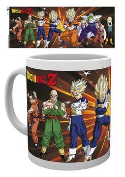 Taza Dragon Ball Z - Z Fighters