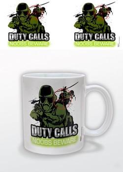 Taza  Duty Calls