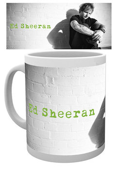 Taza Ed Sheeran - Green