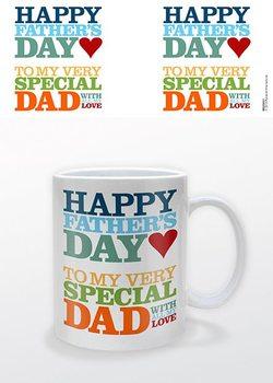 Taza  El Día del Padre - Happy