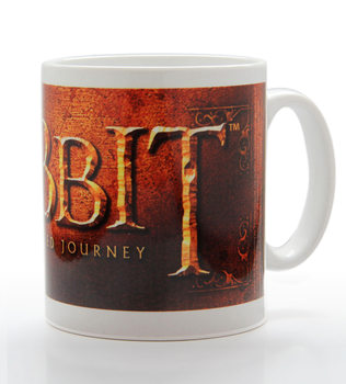 Taza El hobbit – Logo Ornate