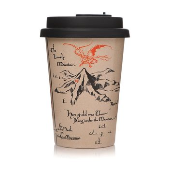 Taza El Hobbit - Map