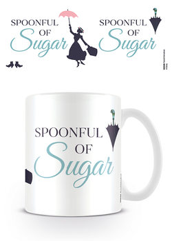 Taza  El regreso de Mary Poppins - Spoonful of Sugar