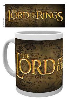 Taza El Señor de los Anillos - Logo