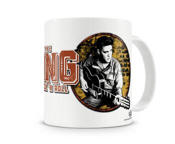 Taza Elvis Presley - King of Rock 'n Roll