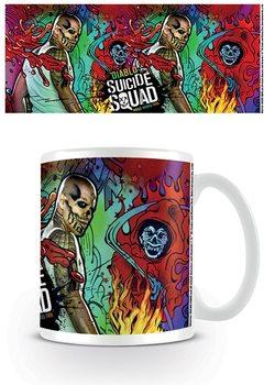 Taza Escuadrón Suicida - Diablo Crazy