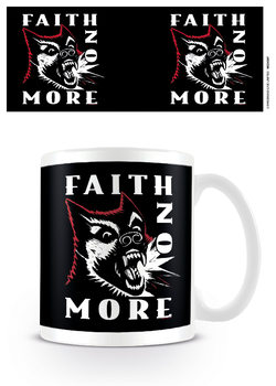 Taza  Faith No More - Wolf