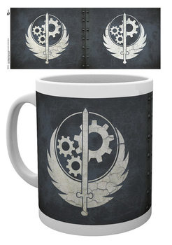 Taza Fallout - Brotherhood of steel
