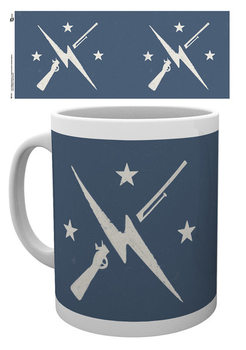 Taza Fallout - Minute men