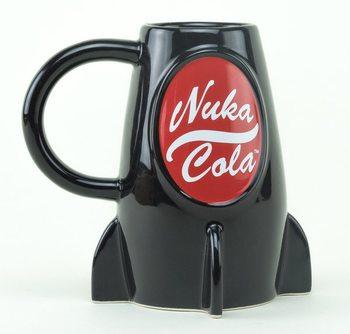 Taza Fallout - Nuka Cola Bottle