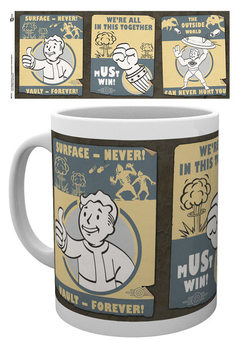 Taza  Fallout - Vault posters