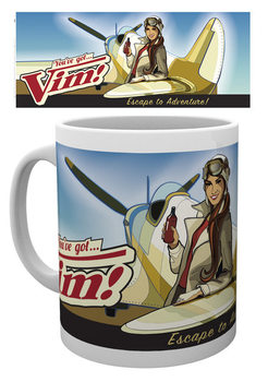 Taza Fallout - Vims Escape To Adventure