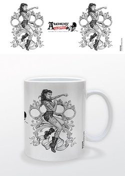 Taza Fantasy - Bare Knuckle Betty, Alchemy