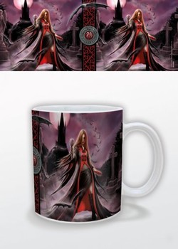 Taza Fantasy - Blood Moon, Anne Stokes