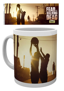 Taza  Fear The Walking Dead - Key Art