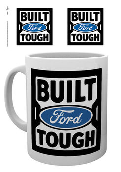 Taza  Ford - Built Tough