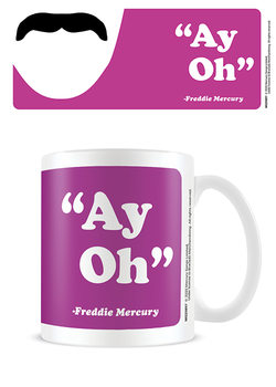 Taza Freddie Mercury - Ay-Oh