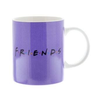 Taza Friends - Personalities