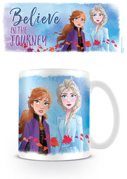 Taza Frozen, el reino del hielo 2 - Believe in the Journey