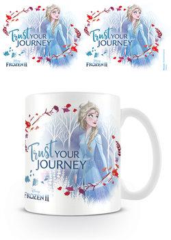 Taza Frozen, el reino del hielo 2 - Trust Your Journey