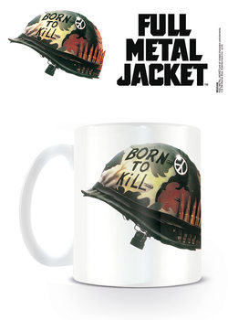 Taza  Full Metal Jacket - Born To Kill