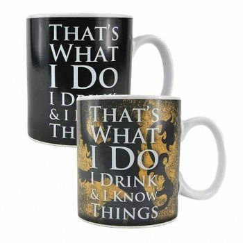 Taza  Game Of Thrones - Tyron Lanister