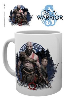 Taza  God Of War - Be A Warrior