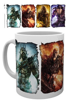 Taza God of War - Gods