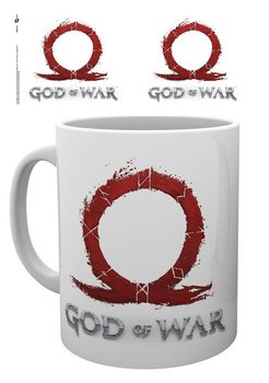 Taza  God Of War - Logo