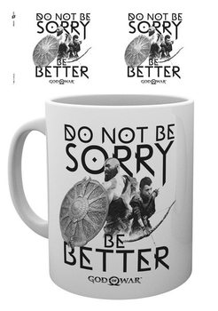 Taza  God Of War - Sorry