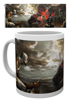 Taza God of War - Titan