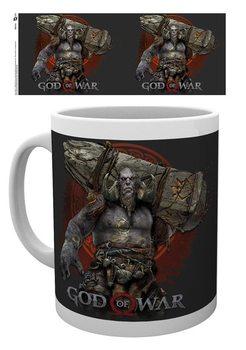 Taza  God Of War - Troll
