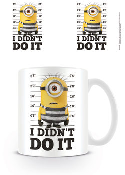 Taza  Gru 3: Mi villano favorito - I Didn't Do It