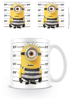 Taza Gru 3: Mi villano favorito - Line Up Minion