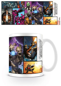 Taza  Guardianes de la galaxia - Comic