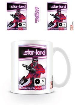 Taza Guardianes de la galaxia - Mix Tape
